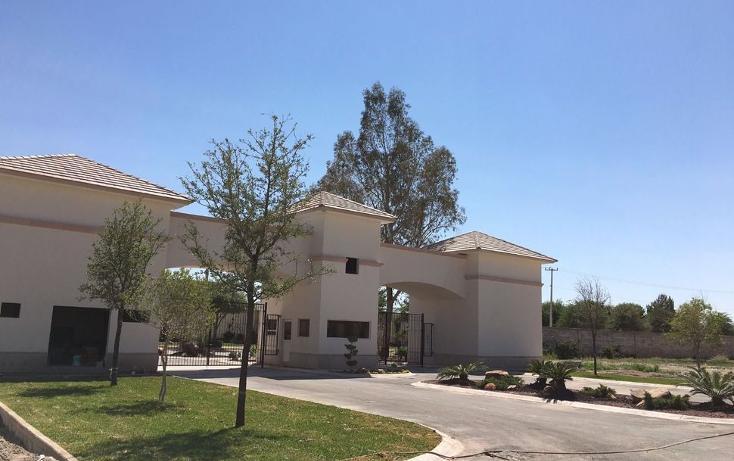 Foto de terreno habitacional en venta en  , residencial cumbres, torreón, coahuila de zaragoza, 1550116 No. 08