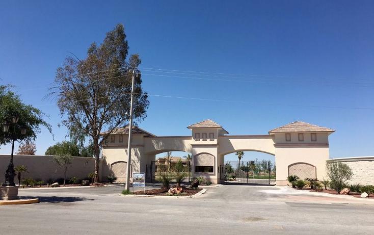 Foto de terreno habitacional en venta en  , residencial cumbres, torreón, coahuila de zaragoza, 1550116 No. 16