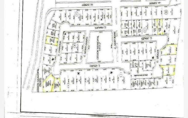 Foto de terreno habitacional en venta en, residencial cumbres, torreón, coahuila de zaragoza, 1806310 no 06