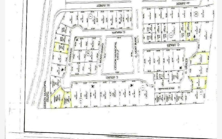 Foto de terreno habitacional en venta en  , residencial cumbres, torre?n, coahuila de zaragoza, 1806310 No. 06