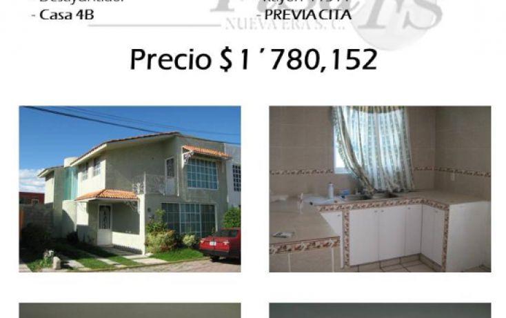 Foto de casa en venta en, residencial del ángel, san juan del río, querétaro, 1501455 no 01