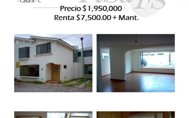 Foto de casa en venta en, residencial del ángel, san juan del río, querétaro, 1503501 no 01