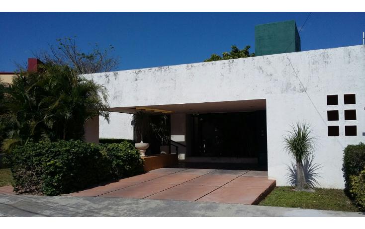 Foto de casa en venta en  , residencial del arco, mérida, yucatán, 1668174 No. 02