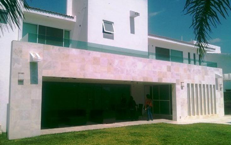 Foto de casa en venta en  , residencial del bosque, cuautla, morelos, 1423445 No. 01
