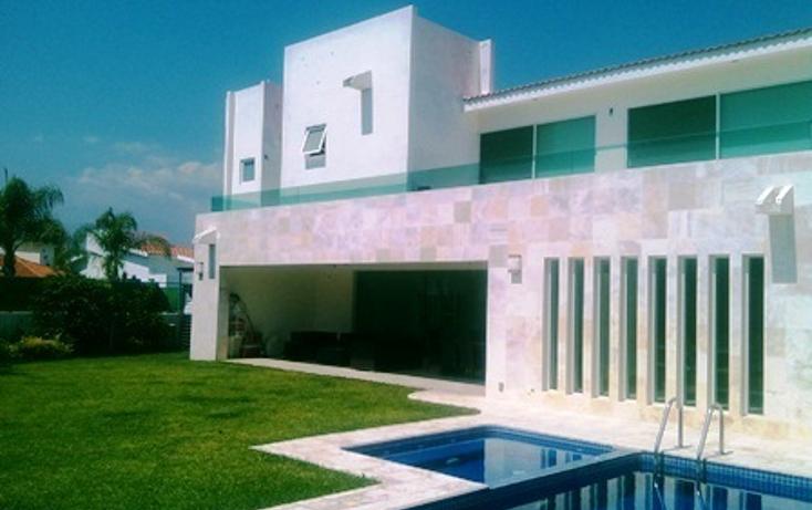 Foto de casa en venta en  , residencial del bosque, cuautla, morelos, 1423445 No. 02