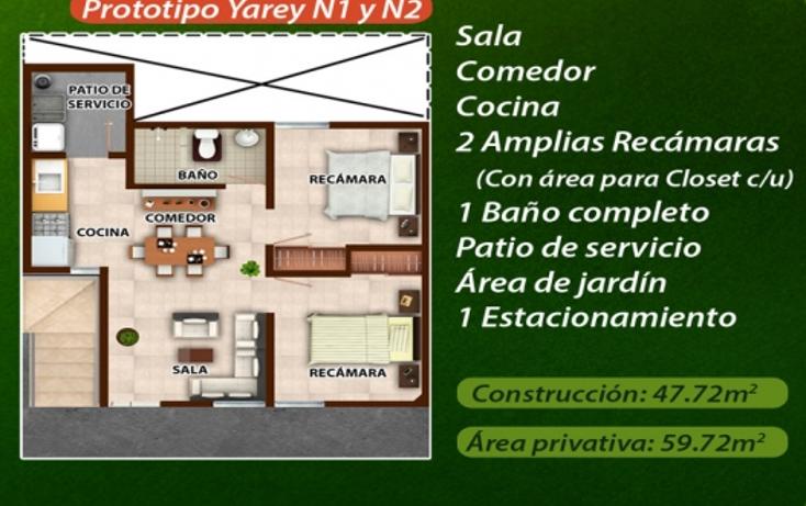Foto de departamento en venta en  , residencial del bosque, veracruz, veracruz de ignacio de la llave, 1865274 No. 02