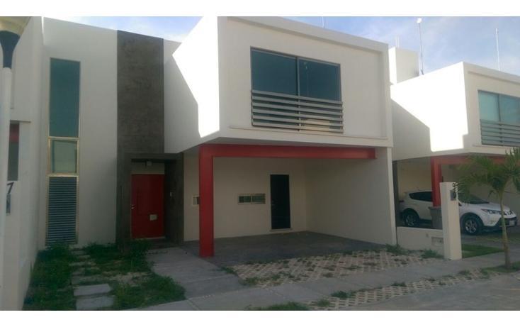 Foto de casa en renta en  , residencial del lago, carmen, campeche, 1531840 No. 01