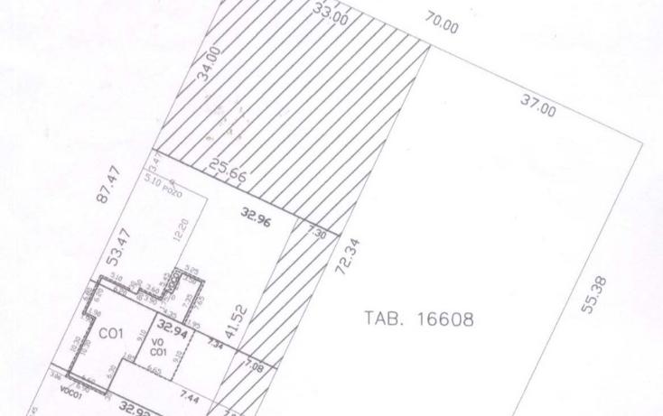 Foto de terreno habitacional en venta en  , residencial del mayab, m?rida, yucat?n, 1057105 No. 02