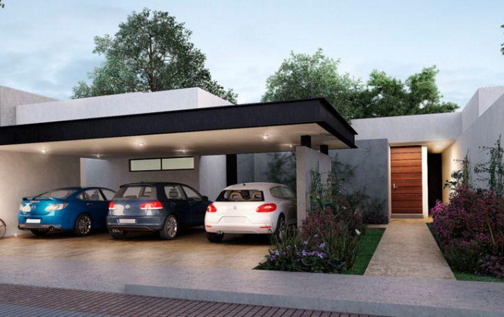 Foto de casa en condominio en venta en, residencial del mayab, mérida, yucatán, 1105173 no 02
