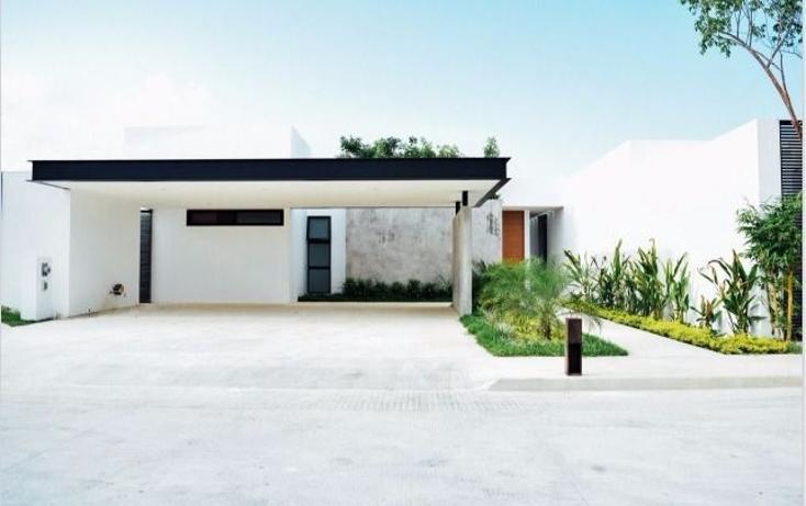 Foto de casa en venta en  , residencial del mayab, mérida, yucatán, 1105173 No. 02