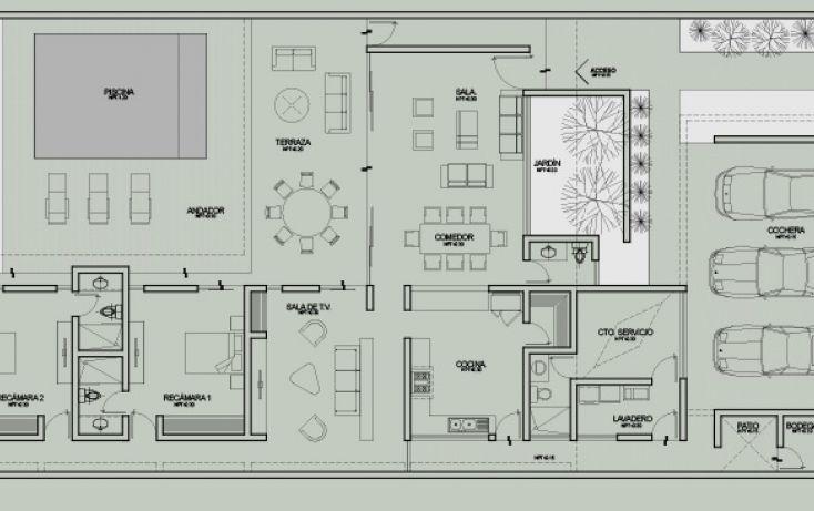 Foto de casa en condominio en venta en, residencial del mayab, mérida, yucatán, 1105173 no 05