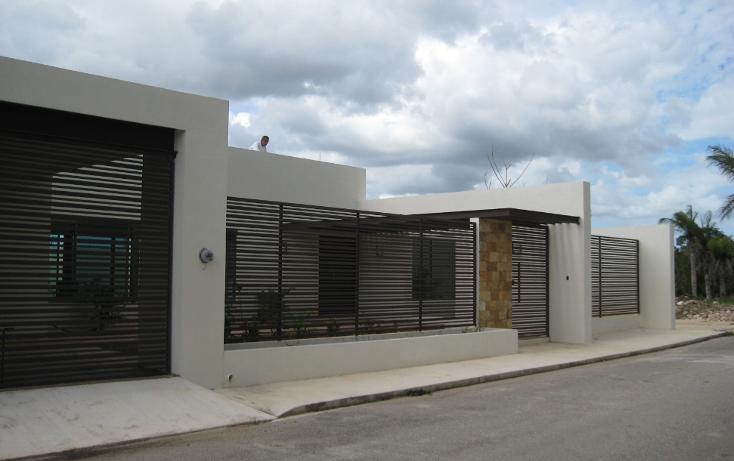 Foto de casa en venta en  , residencial del mayab, mérida, yucatán, 1196501 No. 01