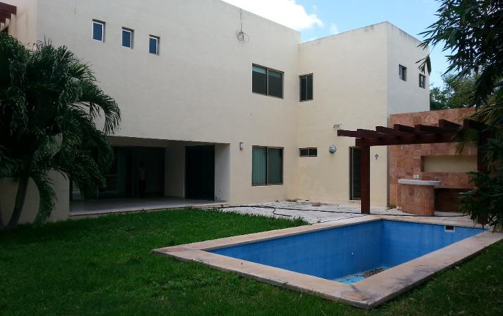 Foto de casa en renta en  , residencial del mayab, mérida, yucatán, 1259633 No. 01
