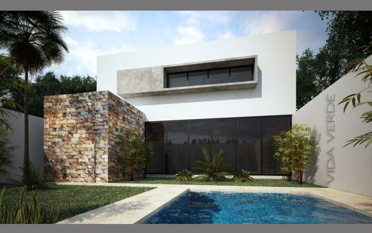 Foto de casa en venta en, residencial del mayab, mérida, yucatán, 1292285 no 02