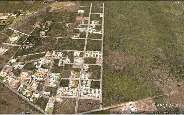 Foto de terreno habitacional en venta en  , residencial del mayab, mérida, yucatán, 1562758 No. 01