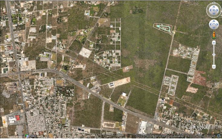Foto de terreno habitacional en venta en  , residencial del mayab, mérida, yucatán, 1562758 No. 03