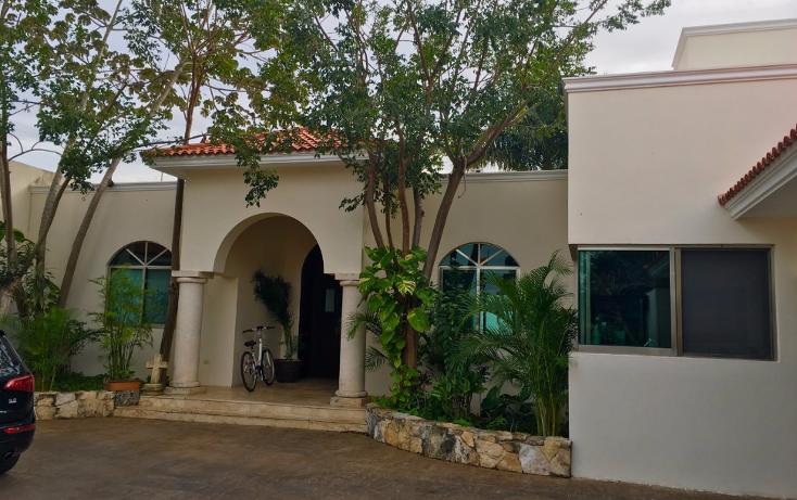 Foto de casa en venta en  , residencial del mayab, mérida, yucatán, 1718216 No. 01