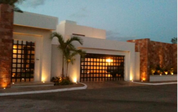 Foto de casa en venta en, residencial del mayab, mérida, yucatán, 1731152 no 01