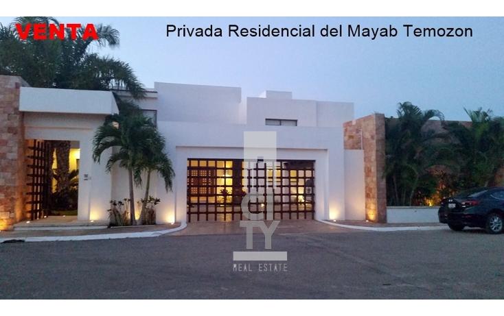 Foto de casa en venta en  , residencial del mayab, mérida, yucatán, 1927641 No. 01