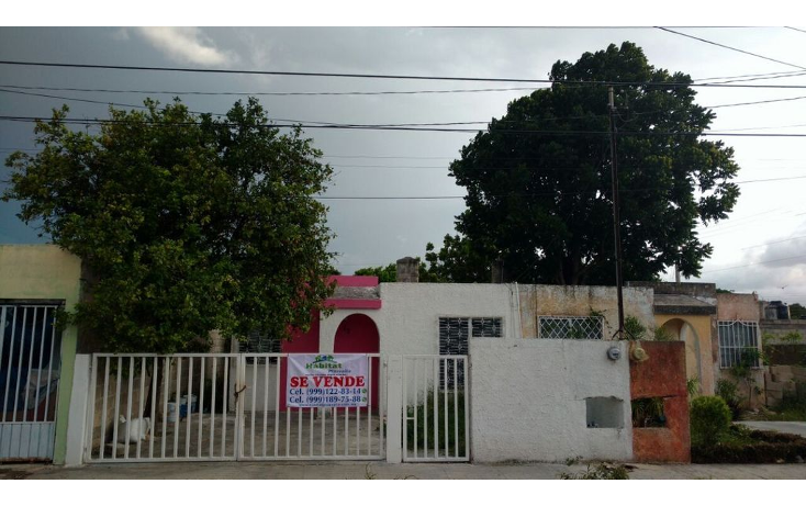 Foto de casa en venta en  , residencial del norte, m?rida, yucat?n, 1135461 No. 01