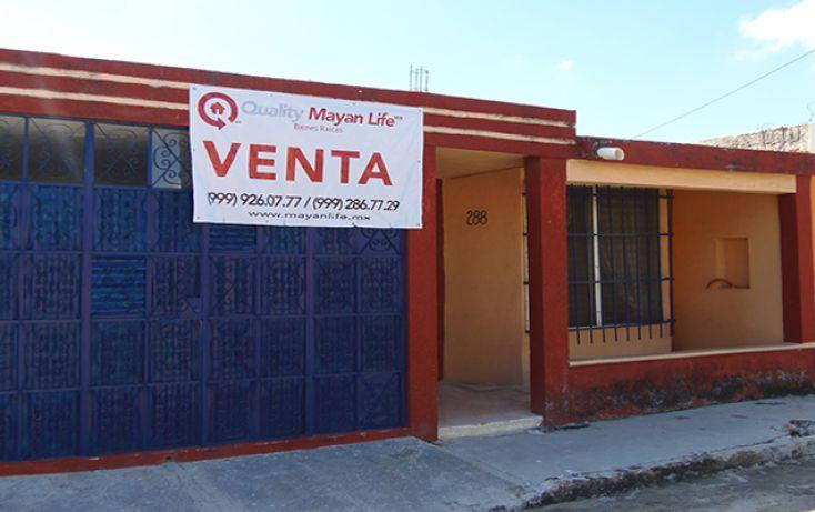 Foto de casa en venta en, residencial del norte, mérida, yucatán, 1973348 no 02