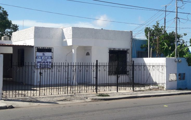 Foto de casa en venta en, residencial del norte, mérida, yucatán, 2035576 no 01