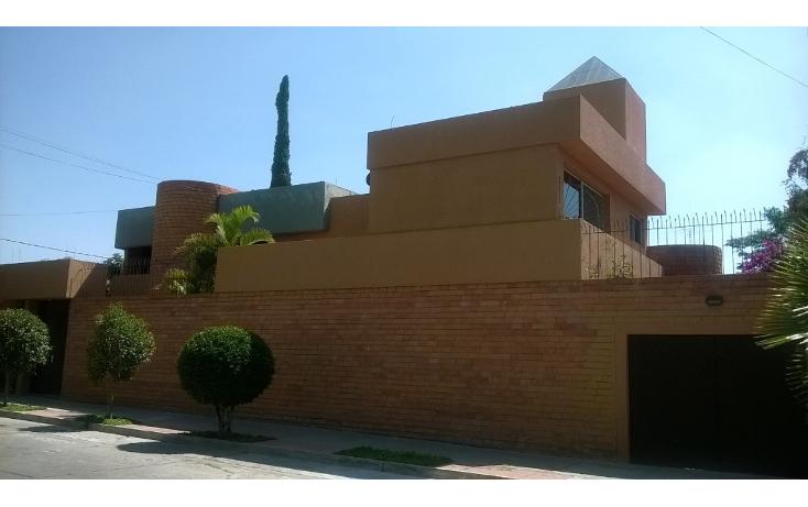 Foto de casa en venta en  , residencial del valle i, aguascalientes, aguascalientes, 1143365 No. 02