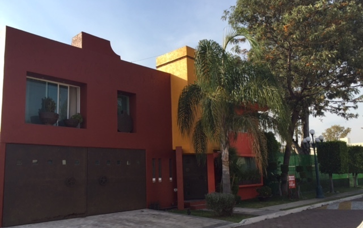 Foto de casa en venta en  , residencial el campanario, san pedro cholula, puebla, 1871200 No. 01