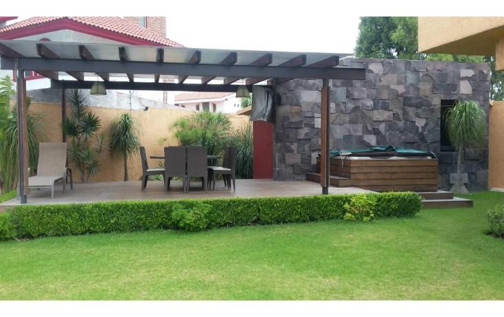 Foto de casa en venta en  , residencial el campanario, san pedro cholula, puebla, 2015162 No. 01