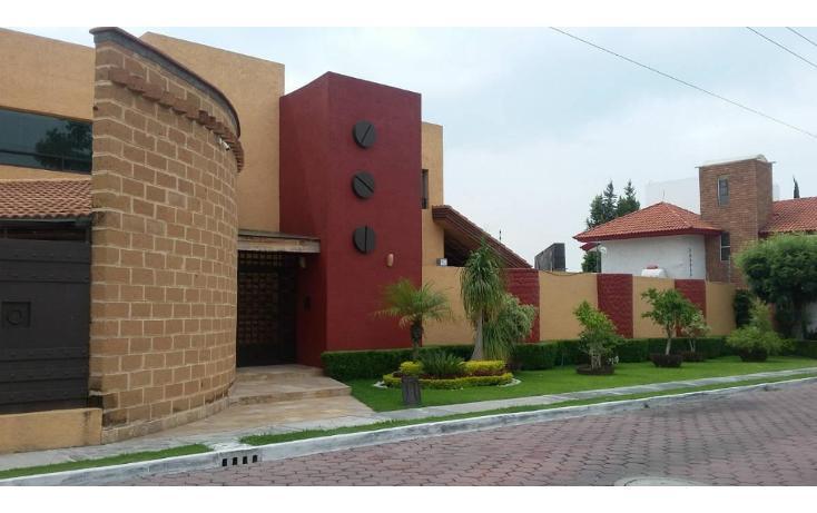 Foto de casa en venta en  , residencial el campanario, san pedro cholula, puebla, 2015162 No. 02