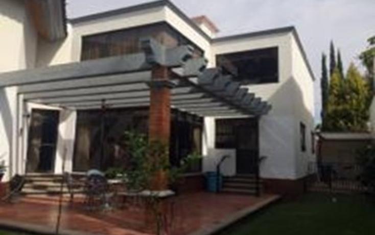 Foto de casa en venta en  , residencial el campanario, san pedro cholula, puebla, 2034529 No. 01