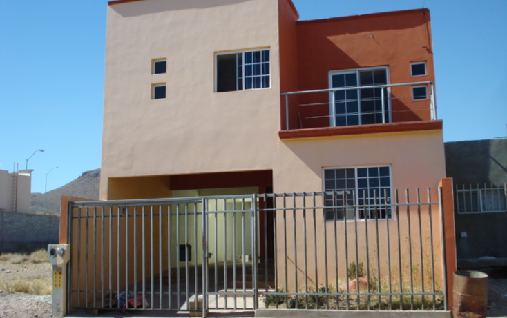 Foto de casa en venta en  , residencial el le?n, chihuahua, chihuahua, 1895938 No. 01