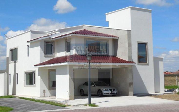 Foto de casa en condominio en renta en residencial el mesn, el mesón, calimaya, estado de méxico, 1817077 no 01