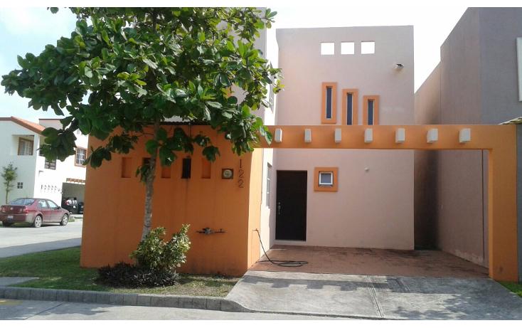 Foto de casa en renta en  , residencial el n?utico, altamira, tamaulipas, 1131471 No. 01