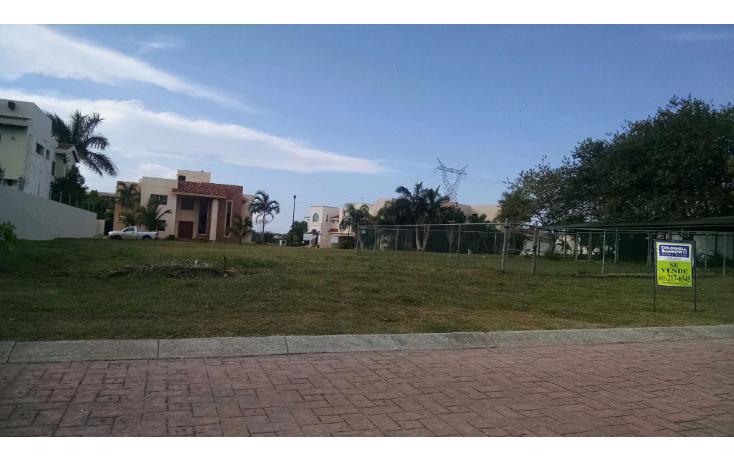 Foto de terreno habitacional en venta en  , residencial el náutico, altamira, tamaulipas, 1244243 No. 01