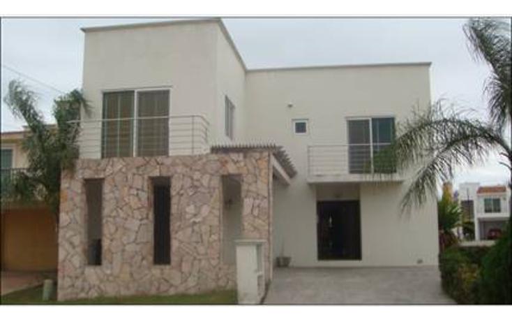 Foto de casa en renta en  , residencial el n?utico, altamira, tamaulipas, 937879 No. 01