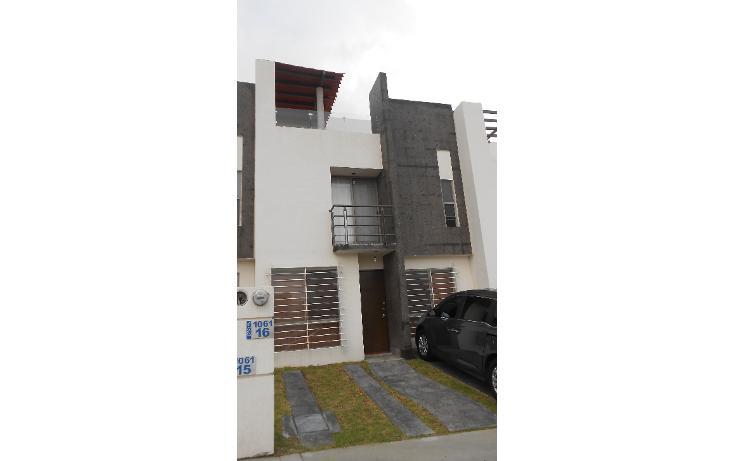 Foto de casa en condominio en venta en  , residencial el parque, el marqu?s, quer?taro, 1343233 No. 01