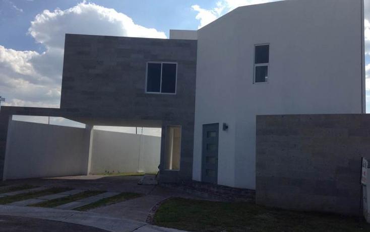 Foto de casa en venta en  , residencial el refugio, quer?taro, quer?taro, 1003127 No. 01
