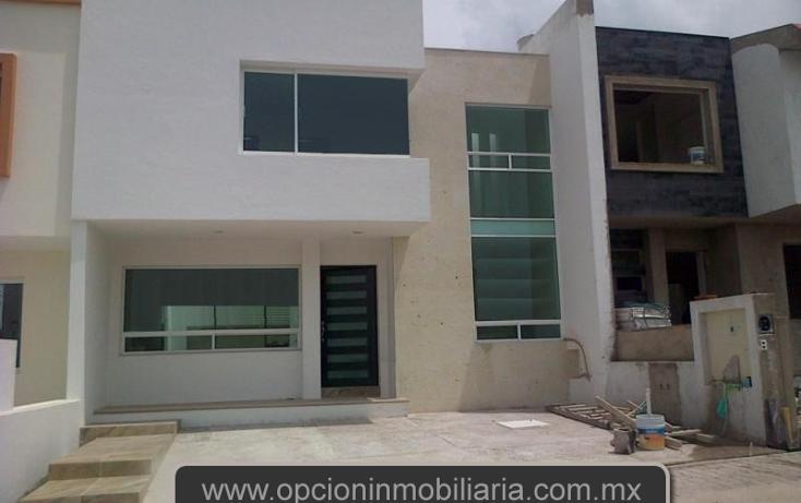 Foto de casa en venta en  , residencial el refugio, querétaro, querétaro, 1011769 No. 01