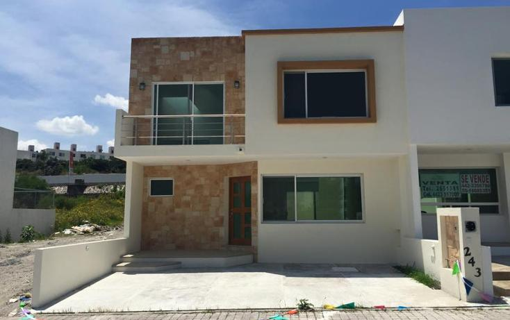 Foto de casa en venta en  , residencial el refugio, querétaro, querétaro, 1039411 No. 01
