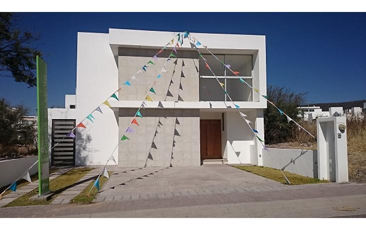 Foto de casa en venta en  , residencial el refugio, querétaro, querétaro, 1112265 No. 01