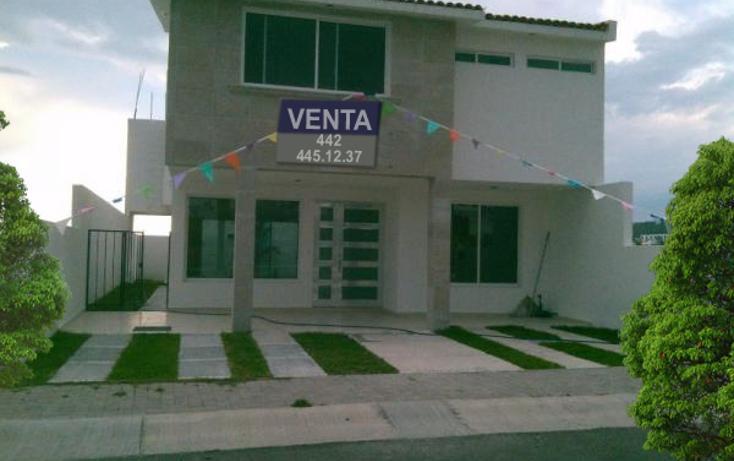 Foto de casa en venta en  , residencial el refugio, querétaro, querétaro, 1161419 No. 01