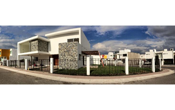 Foto de casa en venta en  , residencial el refugio, quer?taro, quer?taro, 1182865 No. 01