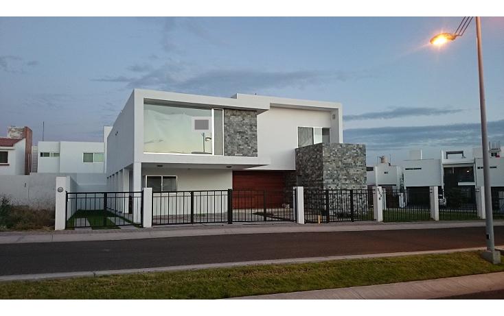 Foto de casa en venta en  , residencial el refugio, querétaro, querétaro, 1196975 No. 01