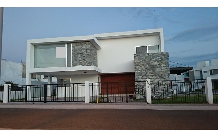 Foto de casa en venta en  , residencial el refugio, querétaro, querétaro, 1196975 No. 02