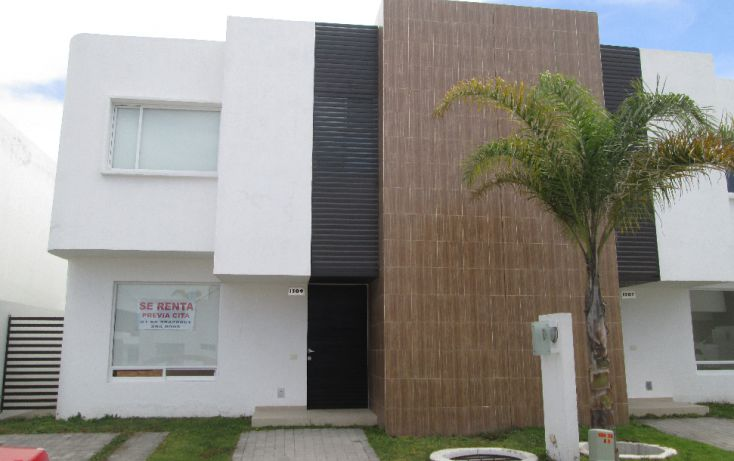 Foto de casa en renta en, residencial el refugio, querétaro, querétaro, 1206823 no 01