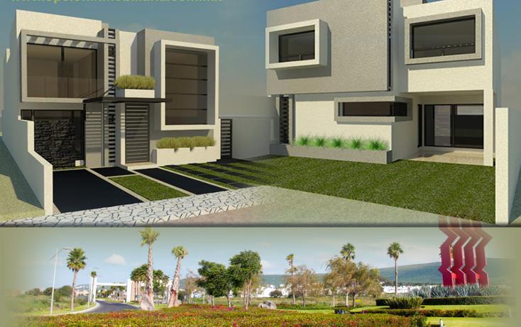 Foto de casa en venta en  , residencial el refugio, querétaro, querétaro, 1213441 No. 01
