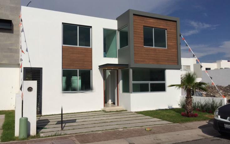 Foto de casa en venta en  , residencial el refugio, quer?taro, quer?taro, 1213587 No. 01