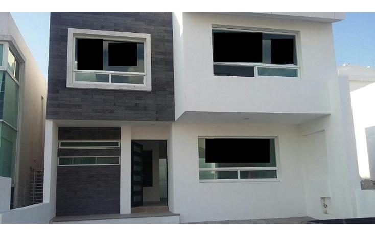 Foto de casa en venta en  , residencial el refugio, querétaro, querétaro, 1276205 No. 01