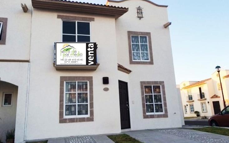 Foto de casa en venta en  , residencial el refugio, querétaro, querétaro, 1278743 No. 01